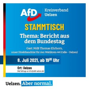 Read more about the article Offener Stammtisch